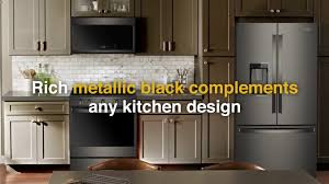Whirlpool Black Ice Whirlpool Black Stainless Suite Appliances At Don U0027s Maytag