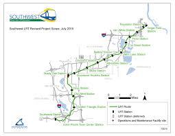 Light Rail Map Minneapolis Southwest Light Rail U2014 Harrison Neighborhood Association