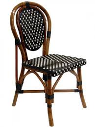 Black Bistro Chairs Interesting Black Outdoor Bistro Chairs Beaufurn Fb 207l Rts