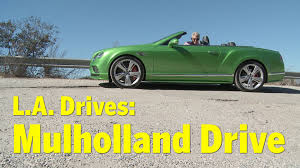 green bentley convertible l a drives glamorous bentley convertible deserves cushy cruise