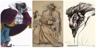 original concept designs for disney characters album on imgur