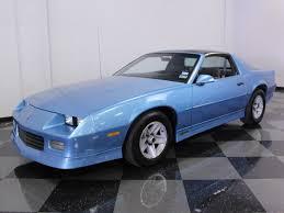 light blue camaro light blue 1989 chevrolet camaro rs for sale mcg marketplace