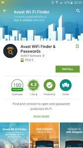 android finder avast launches wi fi finder for android to help spot secure wi fi
