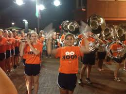 march to macy s of virginia cavalier marching band