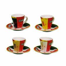 cool espresso cups dazbog espresso cup set dazbog coffee