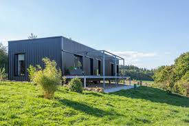a contemporary container home from saint bresson france loversiq