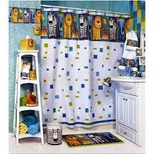 Childrens Bathroom Ideas Fabulous Kids Bathroom Shower Curtains And Childrens Shower
