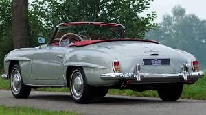 mercedes sl 190 1957 mercedes 190 sl
