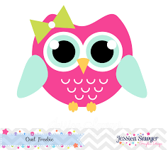 Halloween Owl Clipart by Jessica Sawyer Design How To Draw An Owl Free Owl Clipart