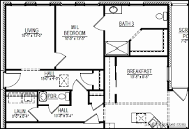 house plans with in apartment in suite garage floor plan awesome four bedroom