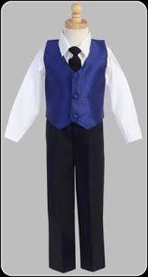 toddler boys dark purple suit boys vest suits pinterest