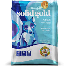 solid gold wolf cub bison u0026 oatmeal puppy food petco