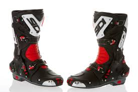 Review Sidi Vortice Boots 299 99 Visordown