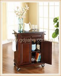 Mobile Kitchen Cabinet Small Import Kitchen Cabinet With Wine Rack Mobile Wine Trolley