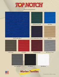 marlen textiles top notch solution dyed polyester fabric colors