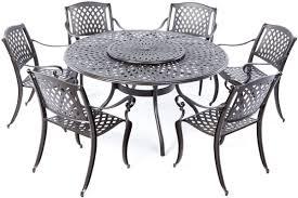 aluminum dining room chairs westbury aluminum dining set 56 1302