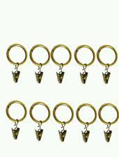 Curtain Hooks With Clips Curtain Rings With Clips Ebay