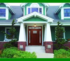preparation and carrying out house paint ideas exterior
