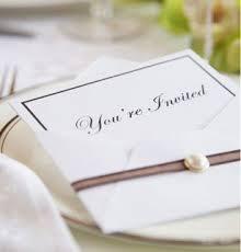 mariage pour les invitã s comment répondre à une invitation