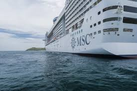 waves with msc cruises at blogconboard home and horizon