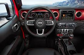 jeep patriot steering wheel 2018 jeep wrangler first look dissecting the anatomy of a 21st