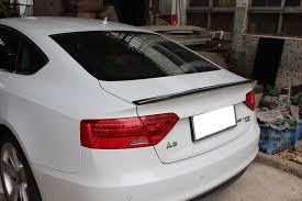 audi a5 roof audi a5 carbon rear roof spoiler promotion shop for promotional