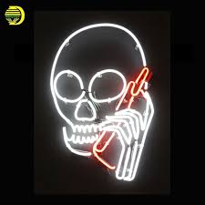 light bulb vintage horror flicker skull a vintage light bulb online buy wholesale skull neon light from china skull neon light