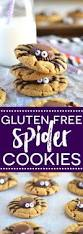 gluten free spider cookies what the fork