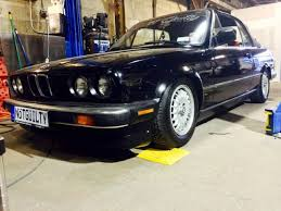 bmw e30 m20 bagged e30 1990 bmw 325i convertible 2 door 2 5l m20 for sale