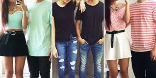 7 ways to dress like bae in cute matching couple youbeauty