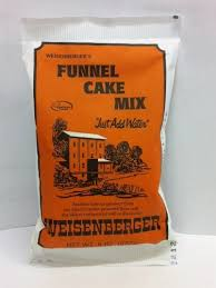 weisenberger funnel cake mix