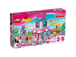 Minnie Mouse Table And Chairs Minnie Mouse Bow Tique 10844 Duplo Lego Shop