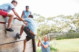 Obstacle Obstacle Course Stock Photos And Pictures Getty Images