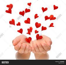 flying hearts hands valentine u0027s day image u0026 photo bigstock