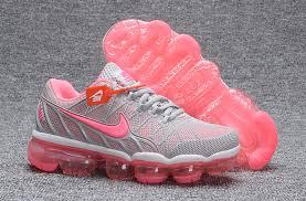 light pink nike air max nike air max 2018 light grey pink womens training running shoes