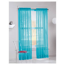Turquoise Curtain Rod Calypso Rod Pocket Curtain Panel Products Pinterest Rod