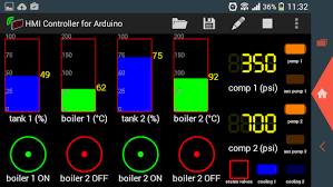 arduino simulator apk hmi controller for arduino android apps on play