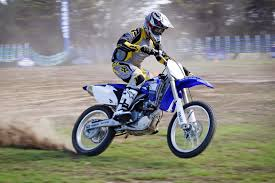 first motocross bike list of yamaha motorcycles wikipedia