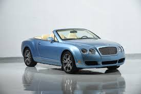 classic bentley 2007 bentley continental gtc motorcar classics exotic and
