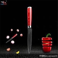 highest quality kitchen knives d042 findking brand 5 damascus steel wooden handle kitchen knife