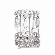 large crystal drop candle holder wholesale at koehler home decor