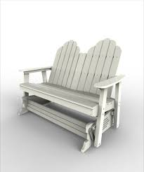 Patio Glider Bench Malibu Outdoor Living Nantucket Double Patio Glider Chair
