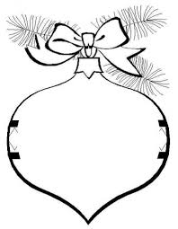 ornament wreath coloring page free recipes coloring