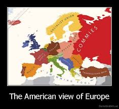 the american view of europe demotivation us