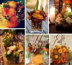 Fall Floral Arrangements Inspiring Images