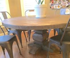 Pine Pedestal Dining Table 14 Best Round Farmhouse Tables Images On Pinterest Round