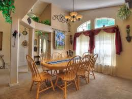 The Sunrise Villa Adventure Villa WOW Pool  SPA All Vacation - Beauty and the beast dining room
