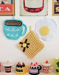 Crochet Home Decor Patterns Free Free Easy Crochet Home Decor Pattern Three Crochet Potholder