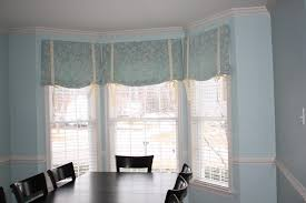 dining room room amazing rounded curtains double chandelier with