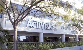 activision studios and locations